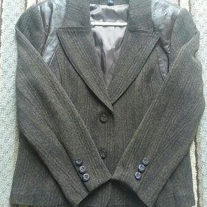 Insight Pleated Jacket